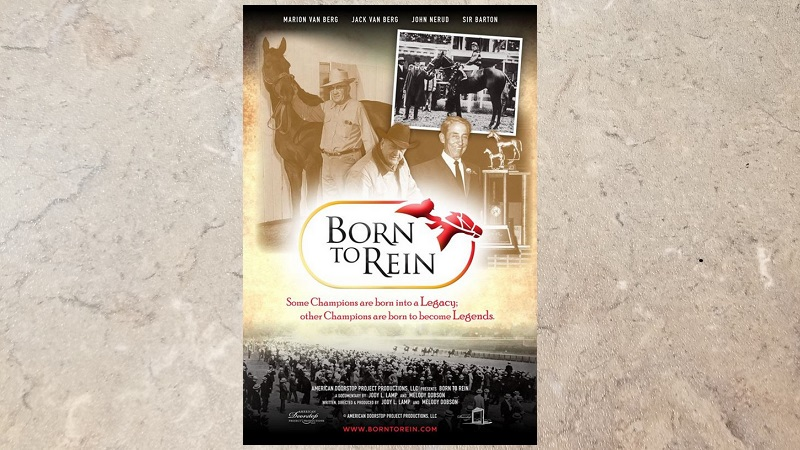 Born to Rein to show at the Midwest Theater Friday, Saturday night