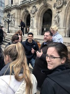 From France to Peru, Hastings College first-year students select travel destinations for next year
