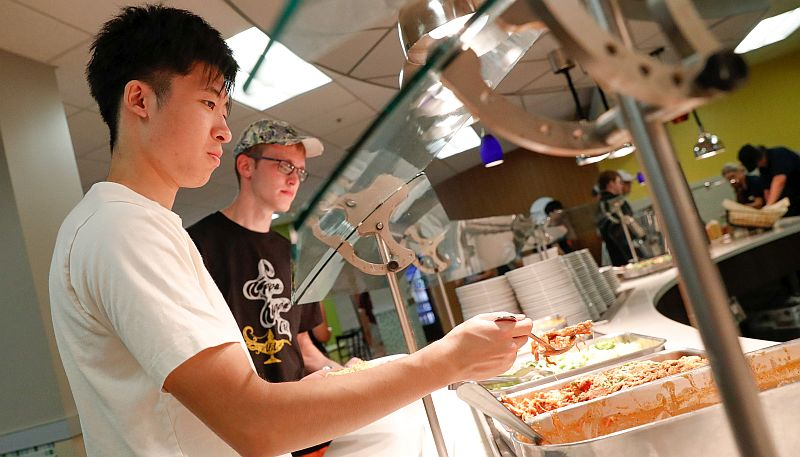 Sodexo is new UNK campus dining services provider