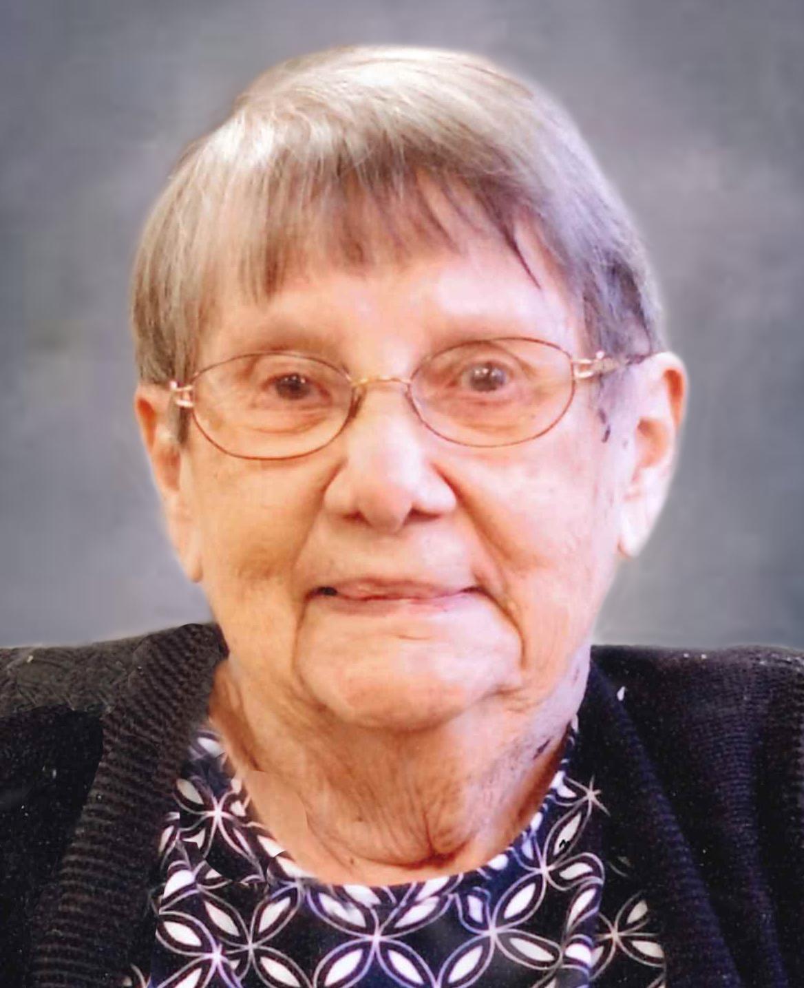 Arlene Mae (Hanni) Clawson, 95 years of age, of Holdrege