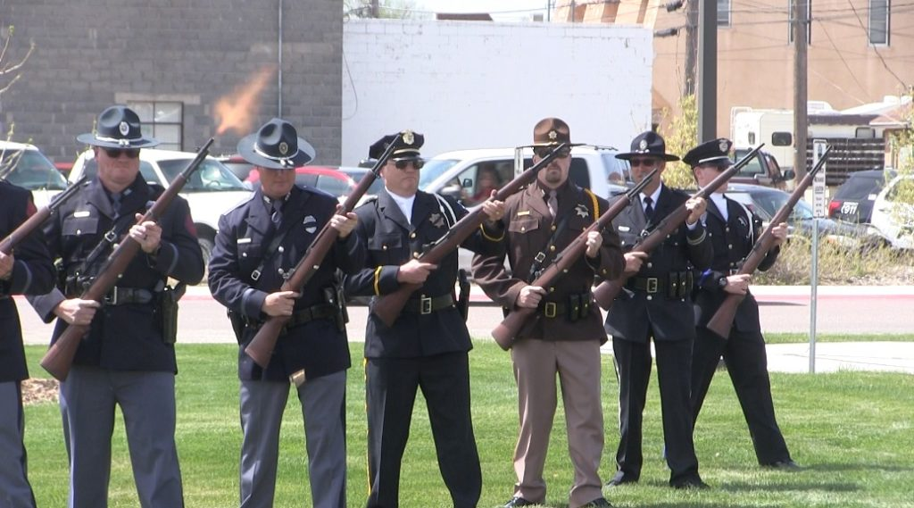 Law Enforcement honors fallen officers
