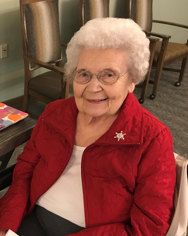 Helen Louise Reynolds, age 90 of Merna