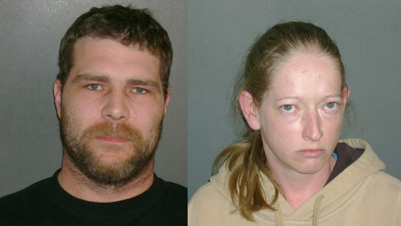 Chadron Couple Charged with Child Abuse after Police find meth, guns in home