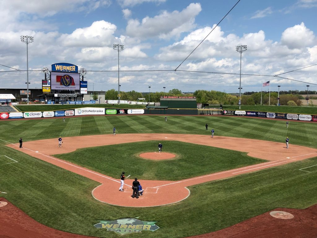 (Audio) Tigers pounce on Seward errors