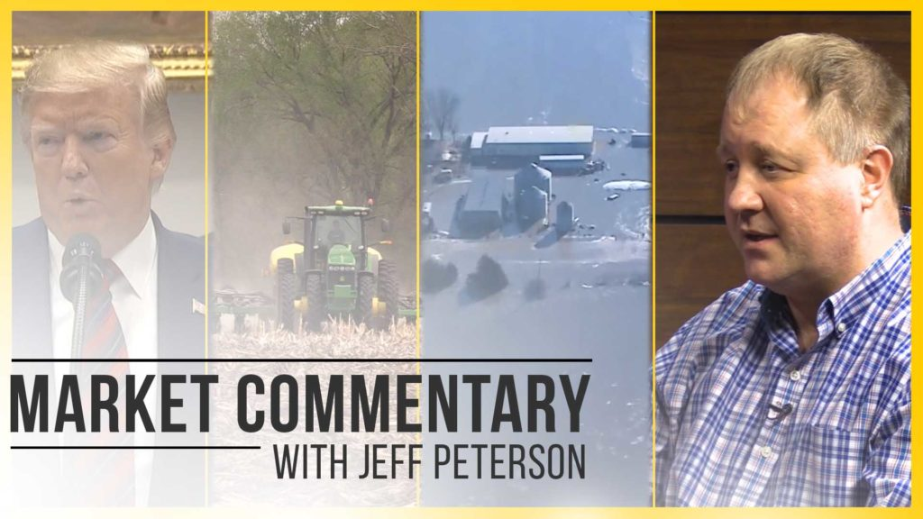 (Video) Tariffs, Weather & Trade Talks – Market Commentary w/ Jeff Peterson
