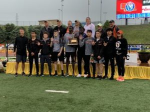 Lexington Boys Win First Track Title In 31 Years