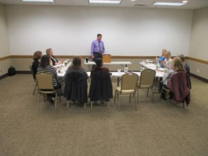 (Audio) West Point Chambers' Lunch and Learn Features Mike Henke
