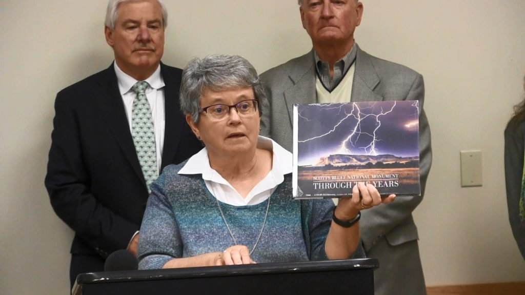 New Coffee Table Book Shows and Tells History of Scotts Bluff National Monument