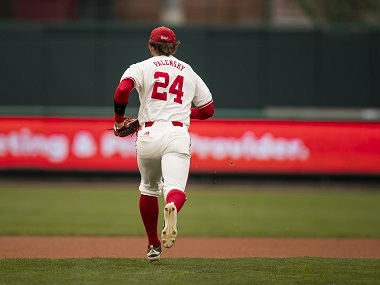 Huskers fall in series opener to Sun Devils