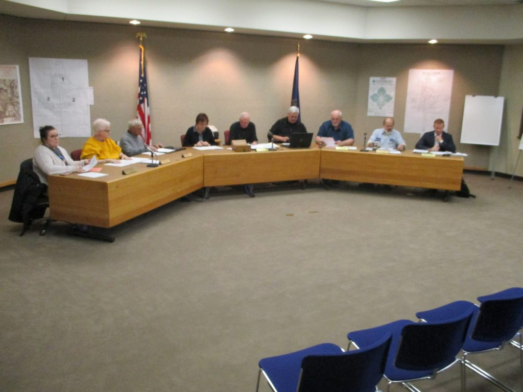 (Audio)  West Point City Council Moves Forward With Levee Project