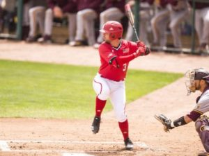 Huskers Take Series From Sun Devils