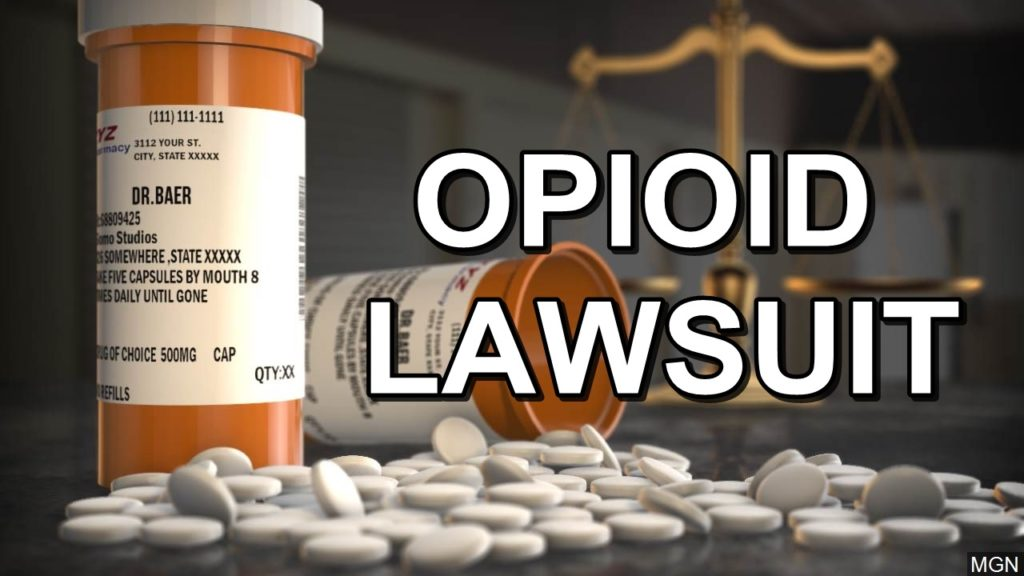 Nebraska considers joining suit against maker of OxyContin