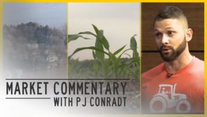 Prevent Plant, Flooding and Stress – Market Commentary w/ PJ Conradt