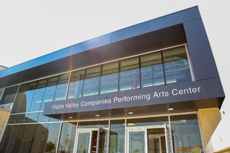 Dedication and Tour Scheduled for Platte Valley Companies Performing Arts Center