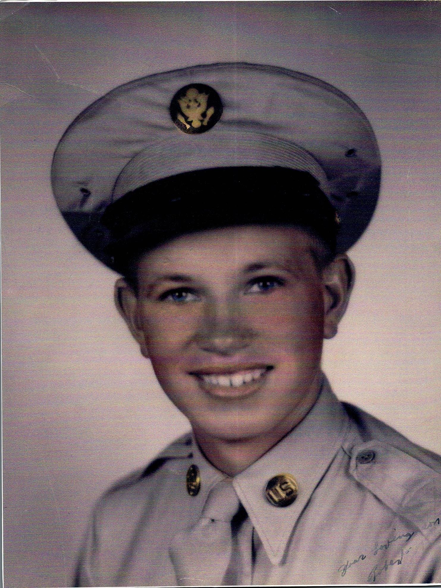 Robert D. Rusch, 88, Gering