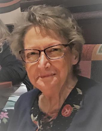 Rosemary JoAnne (Lauby) McCarthy, 75, of Omaha, Nebraska, formerly of Lexington