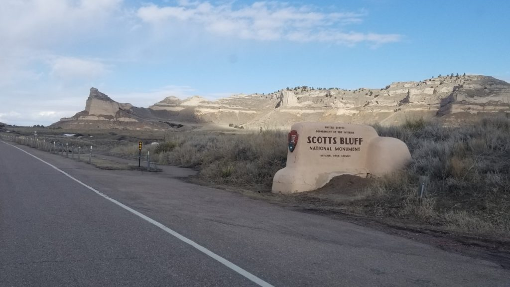 Scotts Bluff National Monument going 'fee-free' on a permanent basis