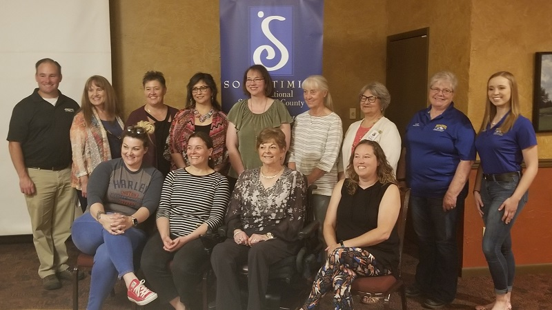 Twelve local groups receive funding from Soroptimist of Scotts Bluff Co.