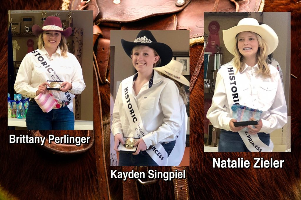 Historic Saddle Club Royalty Crowned