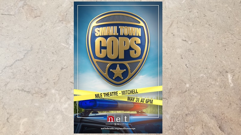Mitchell Police featured in NET documentary on small town law enforcement