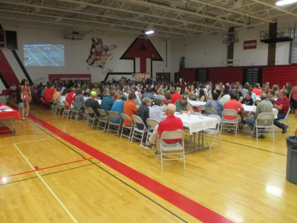 West Point-Beemer holds annual Sports Banquet