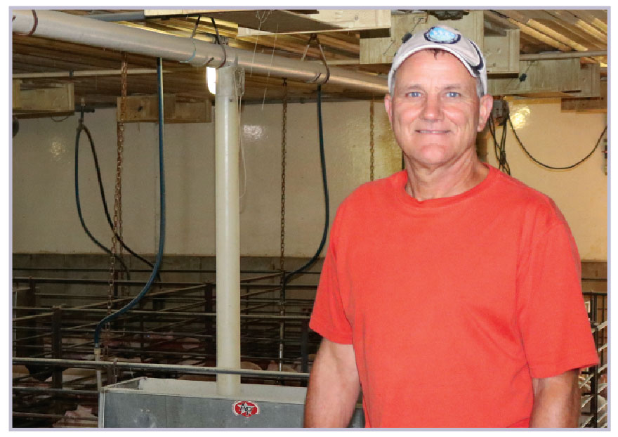 Bill Luckey of Columbus Appointed to National Pork Board