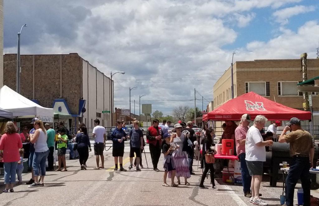 Western Nebraska Cattlemen host first chili cook-off fundraiser