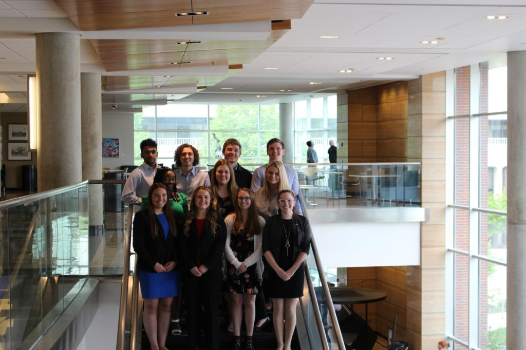 Undergrads from across the state attend AHEC workshop at UNMC