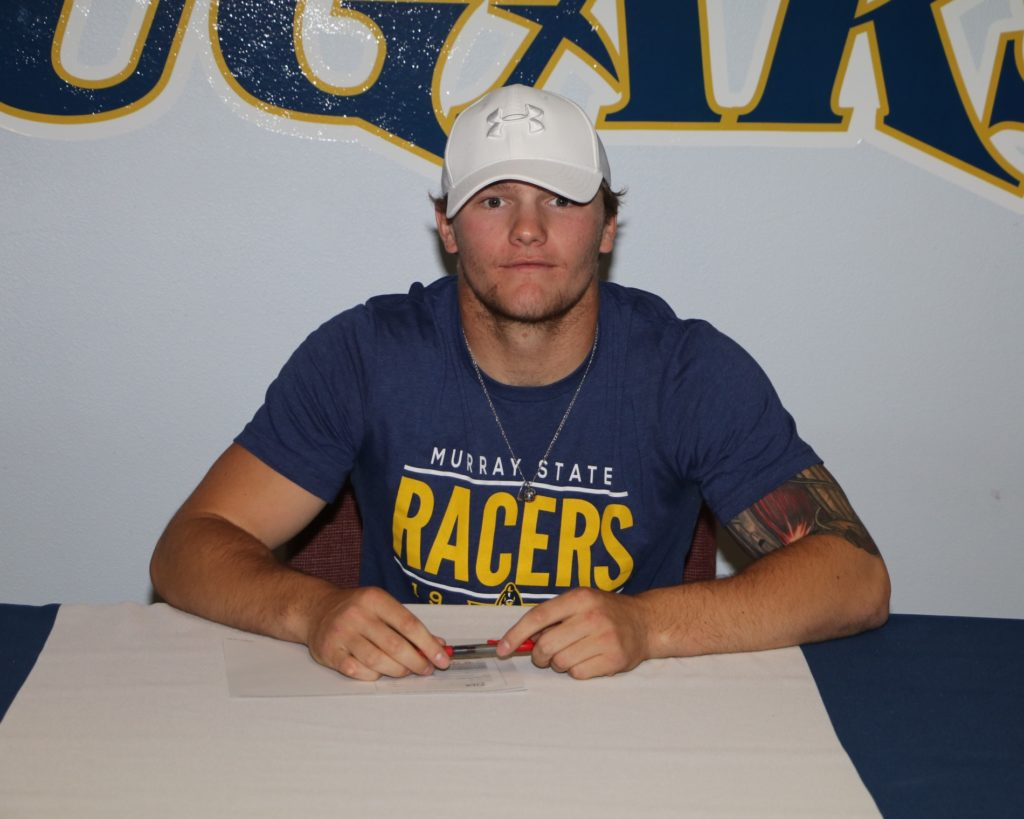 WNCC's Litzelman signs with Division I Murray State