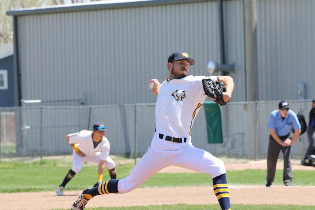 WNCC baseball splits with Lamar, postseason on the line Sunday