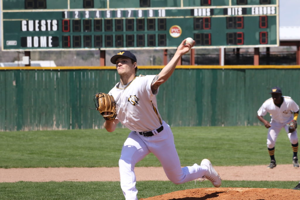 Strong pitching leads WNCC baseball team to sweep over Otero