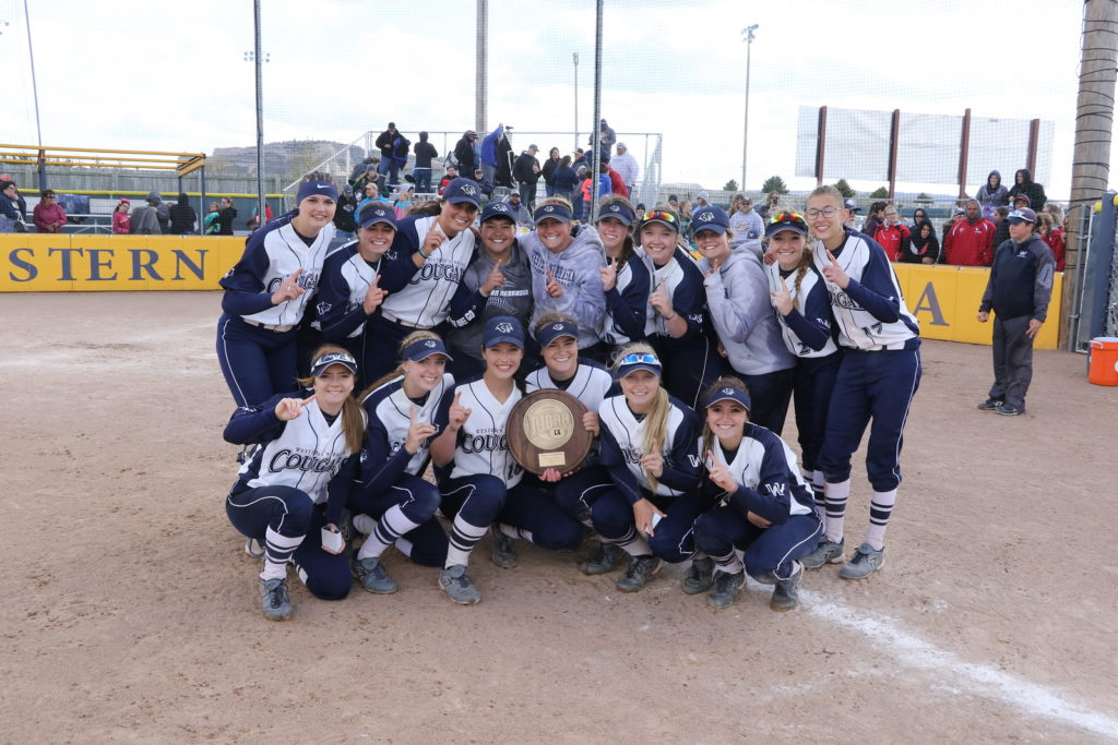 Region IX Champs: WNCC softball team tops McCook for the title
