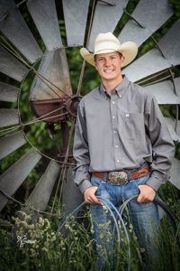 Nebraska high school rodeo cowboy awarded college scholarship, will study to be an orthopedic surgeon