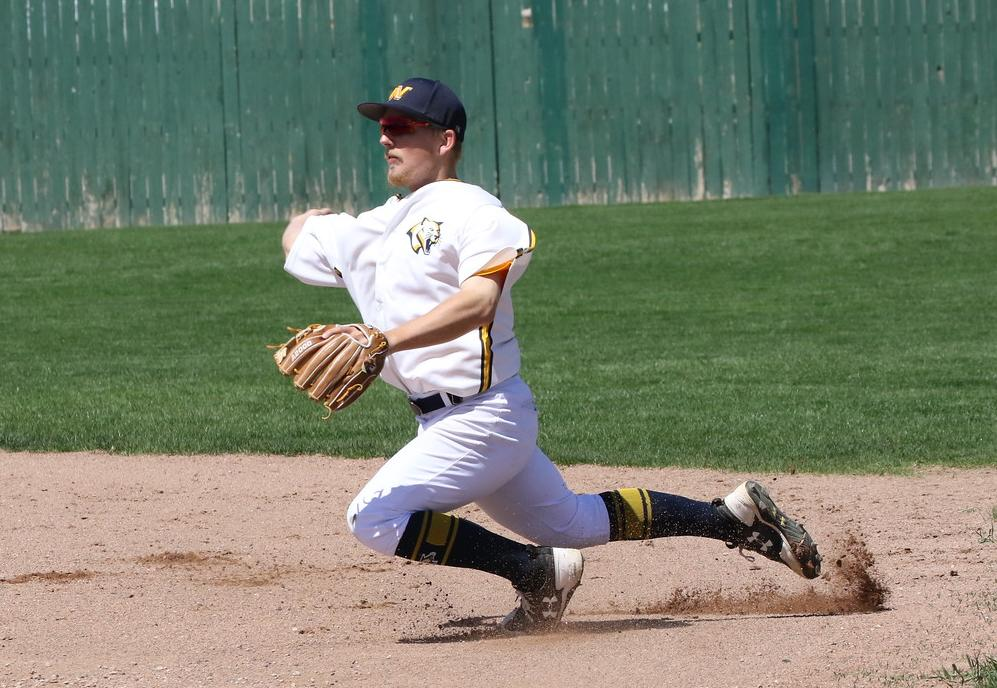 WNCC baseball splits with McCook
