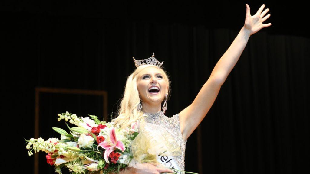 Allie Swanson named Miss Nebraska 2019