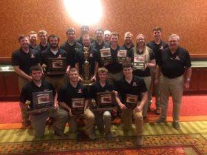 Husker quarter-scale tractor team wins international competition
