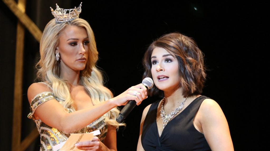 Gering native takes honor in preliminary round of Miss Nebraska scholarship competition