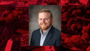 Blaine French joins Department of Animal Science
