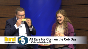 Celebrating Black Cows, Corn Cobs and Dads! -- Friday Five (June 14, 2019)