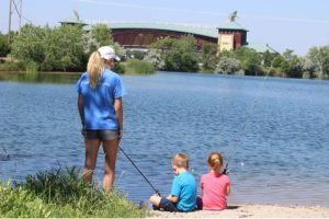 Free Family Fishing Event at the Archway