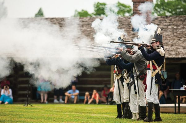 Celebrate Independence Day with living history at Fort Atkinson