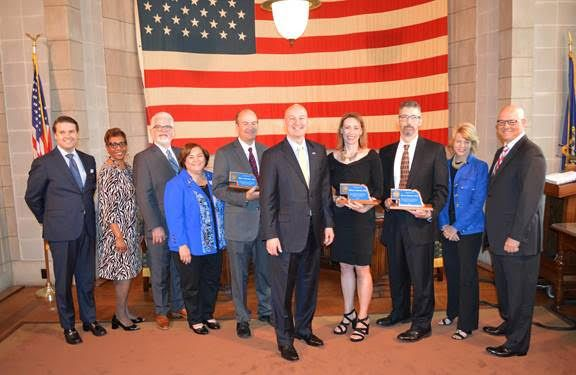 Gov. Ricketts Presents Inaugural Medicaid Provider Awards
