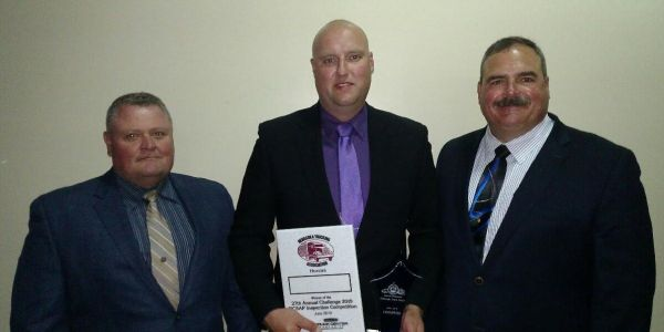 Sergeant Schropfer Wins Nebraska Inspector Championship