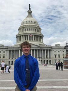 Nebraska Rural Electric Association Hosts Youth Tour to Washington, D.C.