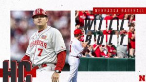 Nebraska Names Will Bolt Head Baseball Coach