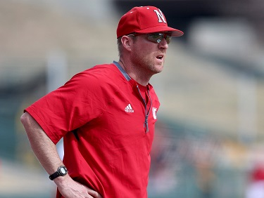 Erstad Steps Down as Nebraska Baseball Coach