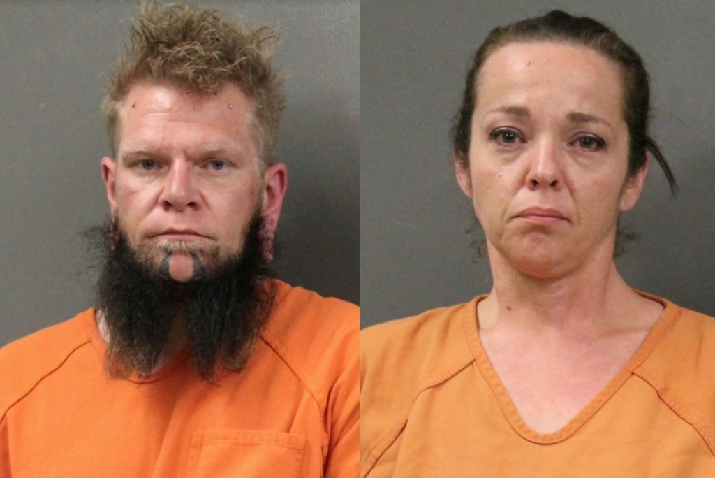 Duo arrested on drug distribution charges in Scottsbluff