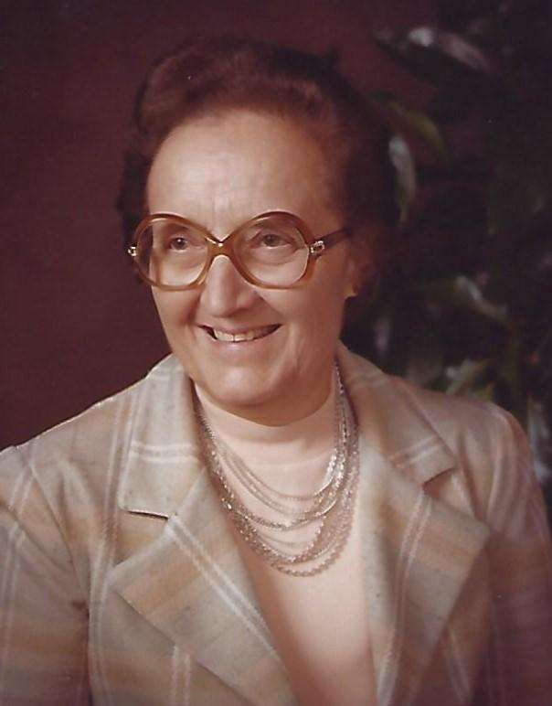Fern Opal Happel Smith, 101, Bridgeport