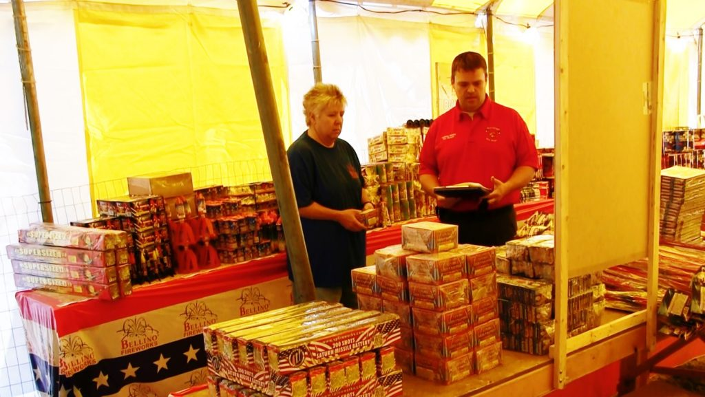 Inspections Ensure Fireworks Safety Code Compliance