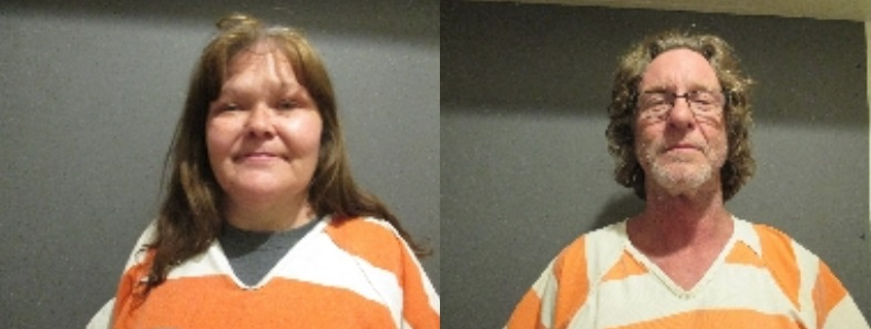 Bridgeport couple charged with stealing cash, totes of food from Scottsbluff church